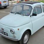 Bekleding Fiat 500