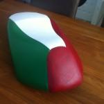 Scooterzadel Italiaans